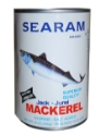 Searam Jack Mackerel 425g